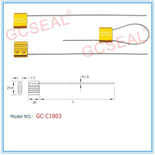 Container Cable Seals GC-C1803 with 1.8mm diameter